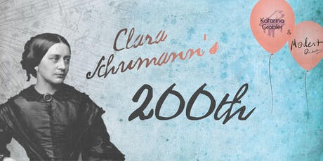 Clara Schumann's 200th Anniversary Concert tickets