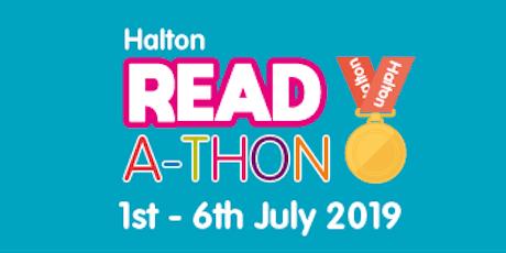 Halton Readathon 2019 - Read in the Library (Runcorn Library) tickets