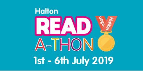 Halton Readathon 2019 - Read in the Library (Widnes Library)  tickets