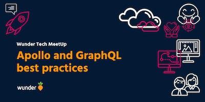 Apollo and GraphQL best practises - Wunder tech meetup