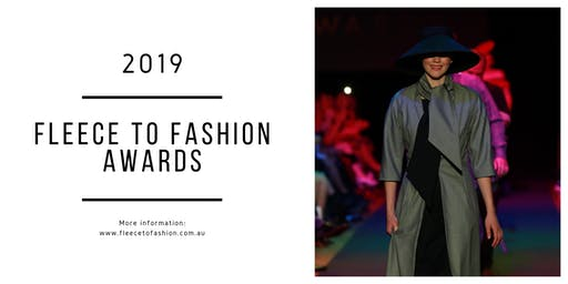 2019 Fleece To Fashion Awards