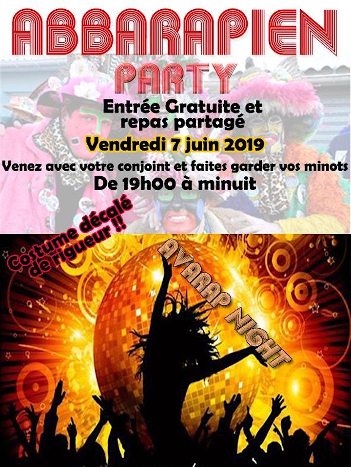 Image pour SAVE THE DATE !!!Soirée AVARAP 2019 Aix en Provence