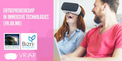 Entrepreneurship in Immersive Technologies (Virtual, Augmented & Mixed Reality)