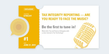 Tax Integrity Reporting tickets