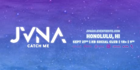 JVNA at HB Social Club tickets
