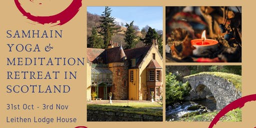 Samhain Yoga & Meditation Retreat in Scotland