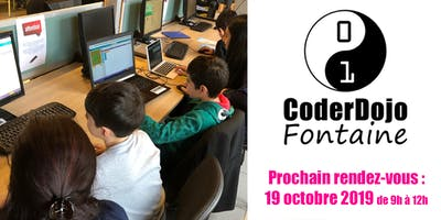 CoderDojo Fontaine - 19/10/2019
