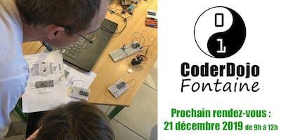 CoderDojo Fontaine - 21/12/2019
