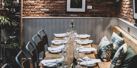 South West Kitchen x Tart - vegetarian supper club tickets