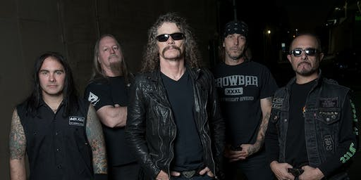 OVERKILL + Destruction + Flotsam and Jetsam
