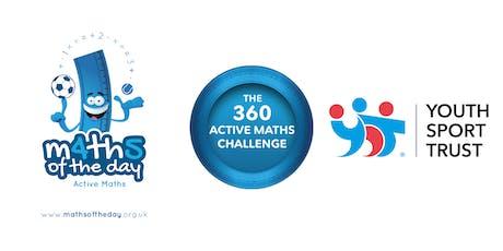 360 Active Maths Workshop tickets