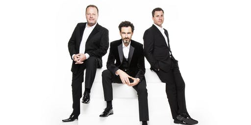 The Celtic Tenors at St. Peter's College, Wexford