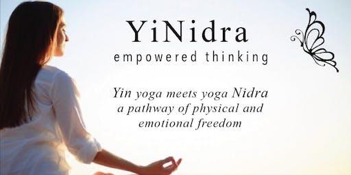 Mind & Body embracing stillness