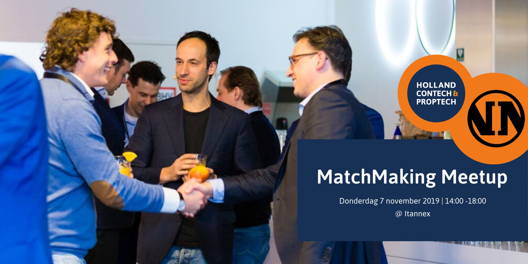 MatchMaking Meetup hosted by Itannex
