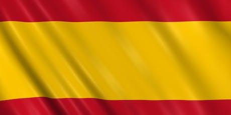 Spaans voor beginners A1 tickets