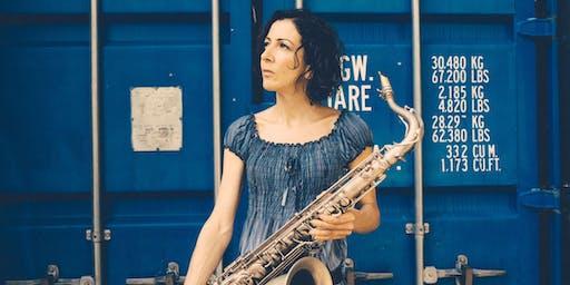 NYJO Jazz Jam: Tori Freestone
