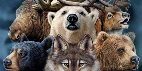 The Role of Spirit Animals: Teachers, Advisors, Messengers tickets