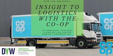 Co-op Logistics - Educator & Careers Insight tickets