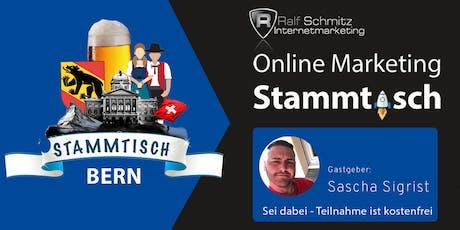 Offener Onlinemarketing-Stammtisch Kanton Bern Tickets
