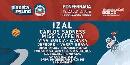 FESTIVAL PLANETA SOUND en Ponferrada