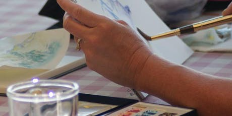 An Introduction to Plein Air sketching and painting - FREE tickets