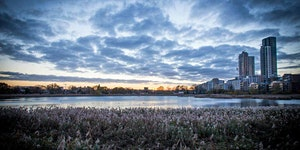 The History of Woodberry Down and its Waterways-...