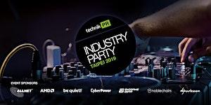 technikPR Industry Party - Taipei 2019