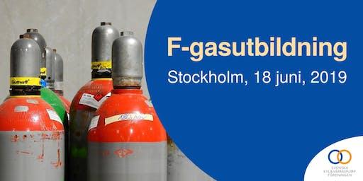 F-gasutbildning 2019