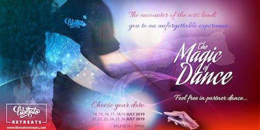 THE MAGIC OF DANCE 2019 - LIBERATO DANCE RETREATS