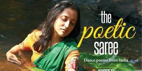 Book Launch & Dance Performance The Poetic Saree Jaya Mehta tickets