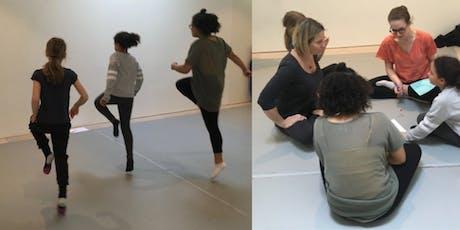 Creative Dance Family Workshop tickets