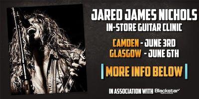 Jared James Nichols Clinic at guitarguitar Glasgow