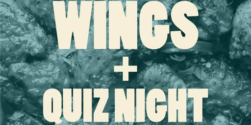 Wings Wednesday and Quiz Night