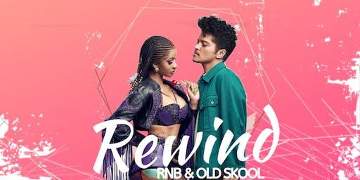 Rewind II RNB & Old Skool @ Club Burleigh