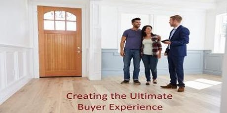 Creating The Ultimate Buyer Experience FREE 3 Hour CE - Winder tickets