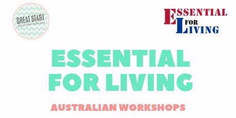 Essential for Living 2 Day Workshop - Melbourne tickets