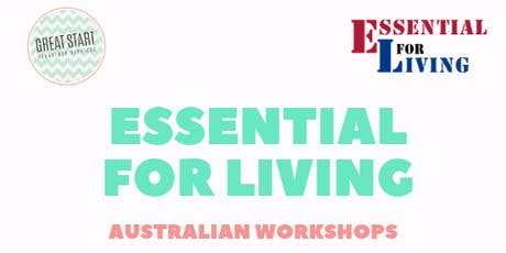 Essential for Living 2 Day Workshop - Sydney tickets