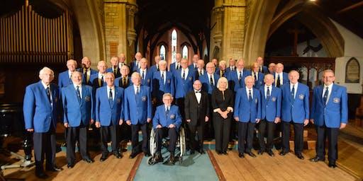The Radcliffe on Trent  Male Voice Choir & The Champagne Flutes Quartet