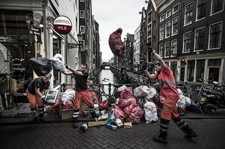 Afbeelding van Het Gooisch Fotografiecafé met Kadir van Lohuizen