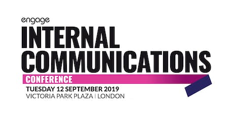 2019 Internal Communications Conference tickets