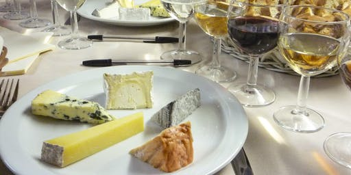 Tasting of Fine Cheese (with wine)