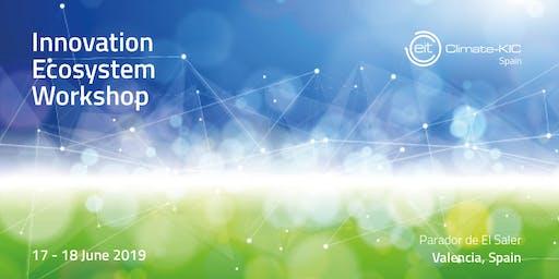 EIT Climate-KIC Innovation Ecosystem Workshop