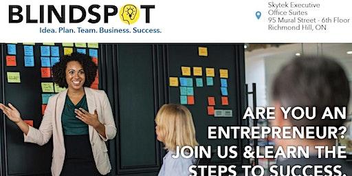 Blind Spot - Building the Foundation to Success for Entrepreneurs