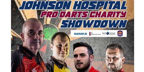 Johnson Hospital Pro Darts Charity Showdown  tickets