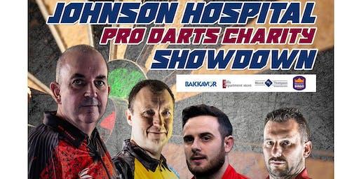 Johnson Hospital Pro Darts Charity Showdown