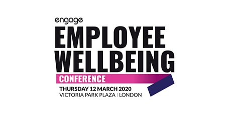 Employee Wellbeing Conference tickets