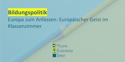 Europäischer Geist im Klassenzimmer   !YES Karlsruhe