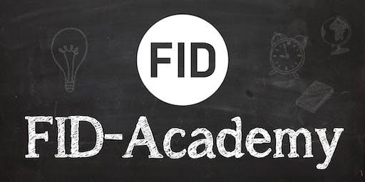 FID-Academy - Algemene opleiding voor gevorderden
