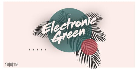 Electronic Green Summer  tickets