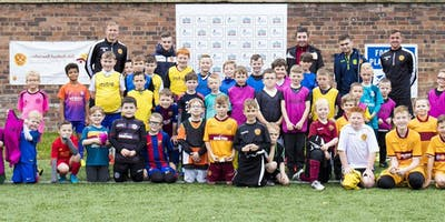 Motherwell FC Community Trust May Camps 2019